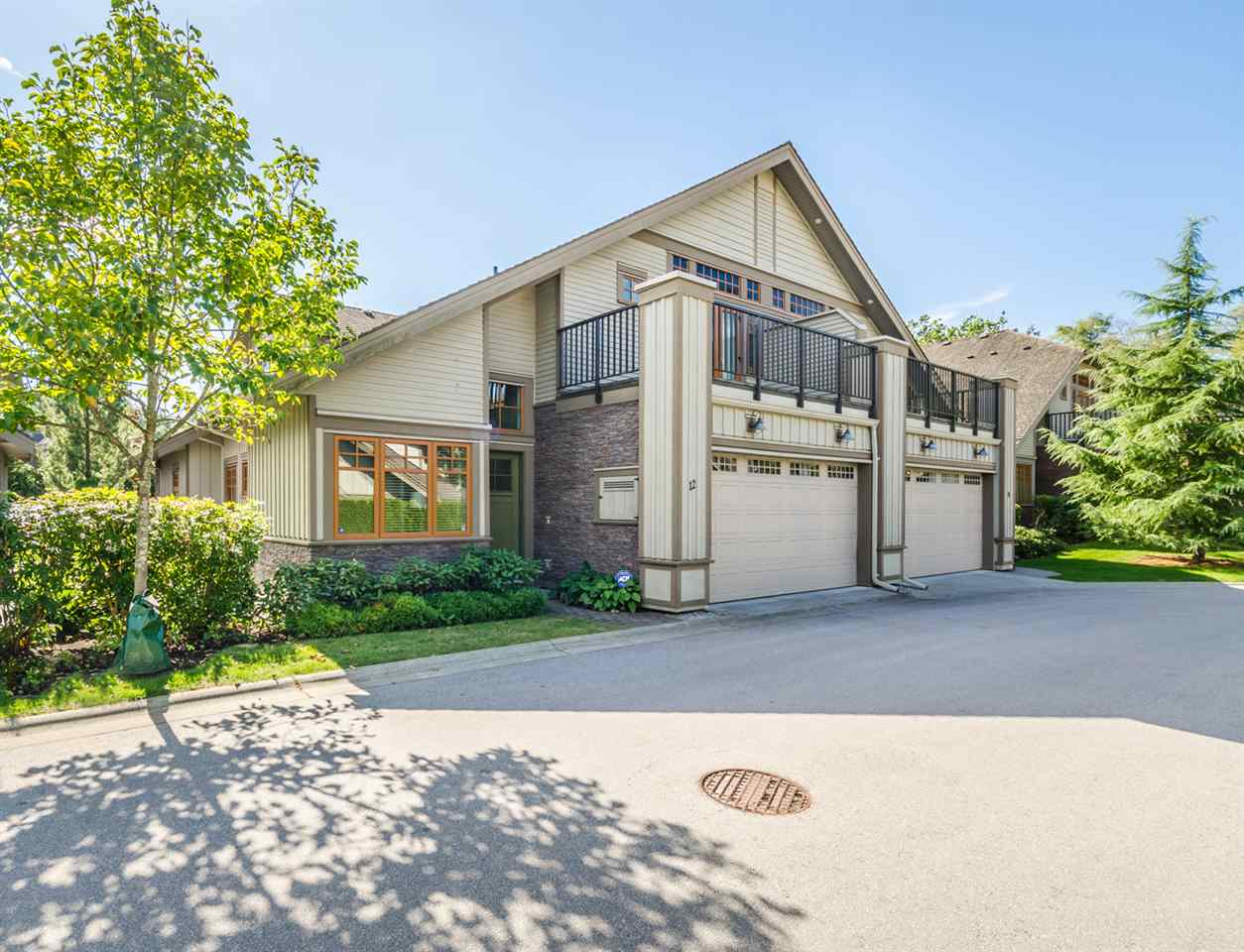 "Main Photo: 12 3109 161 Street in Surrey: Grandview Surrey Townhouse for sale in ""Wills Creek"" (South Surrey White Rock)  : MLS® # R2208120"