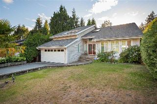Main Photo: 5479 BLUEBERRY Lane in North Vancouver: Grouse Woods House for sale : MLS® # R2213203