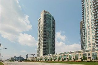 Main Photo: 1104 70 Absolute Avenue in Mississauga: City Centre Condo for lease : MLS® # W4001040