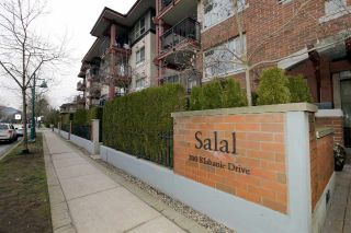 "Main Photo: 207 200 KLAHANIE Drive in Port Moody: Port Moody Centre Condo for sale in ""SALAL"" : MLS® # R2230301"