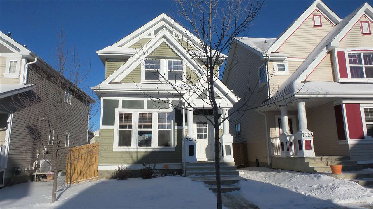 Main Photo: 7032 22 Avenue in Edmonton: Zone 53 House for sale : MLS® # E4092604