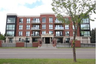 Main Photo: 306 11710 87 Avenue in Edmonton: Zone 15 Condo for sale : MLS®# E4099066