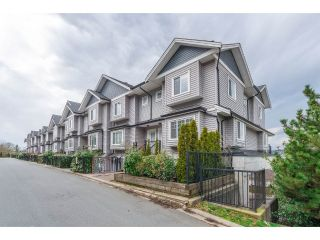 "Main Photo: 9 11255 132 Street in Surrey: Bridgeview Townhouse for sale in ""FRASERVIEW TERRACE"" (North Surrey)  : MLS® # R2244512"