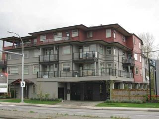 "Main Photo: 303 22858 LOUGHEED Highway in Maple Ridge: East Central Condo for sale in ""Urban Green"" : MLS® # R2247795"