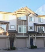"Main Photo: 36 8418 163 Street in Surrey: Fleetwood Tynehead Townhouse for sale in ""Maple on 84th"" : MLS® # R2248445"