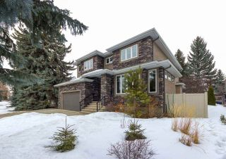 Main Photo: 7307 119 Street in Edmonton: Zone 15 House for sale : MLS®# E4102963