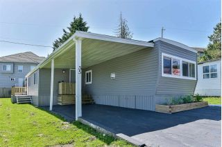 Main Photo: 35 6280 KING GEORGE Boulevard in Surrey: Sullivan Station Manufactured Home for sale : MLS®# R2267712