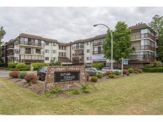 "Main Photo: 103 2414 CHURCH Street in Abbotsford: Abbotsford West Condo for sale in ""Autumn Terrace"" : MLS®# R2275213"