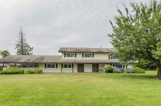 Main Photo: 1375 TRANMER Road: Agassiz House for sale : MLS®# R2287949