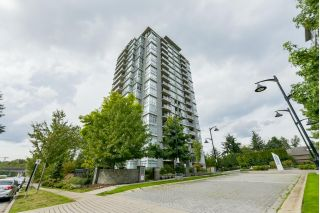 "Main Photo: 1102 555 DELESTRE Avenue in Coquitlam: Coquitlam West Condo for sale in ""CORA"" : MLS®# R2307362"