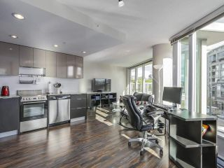 "Main Photo: 410 445 W 2ND Avenue in Vancouver: False Creek Condo for sale in ""MAYNARD'S BLOCK"" (Vancouver West)  : MLS®# R2320782"