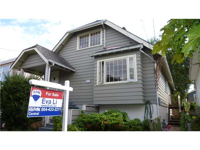 "Photo 1: 2134 E 35TH Avenue in Vancouver: Victoria VE House for sale in ""VICTORIA"" (Vancouver East)  : MLS® # V905655"
