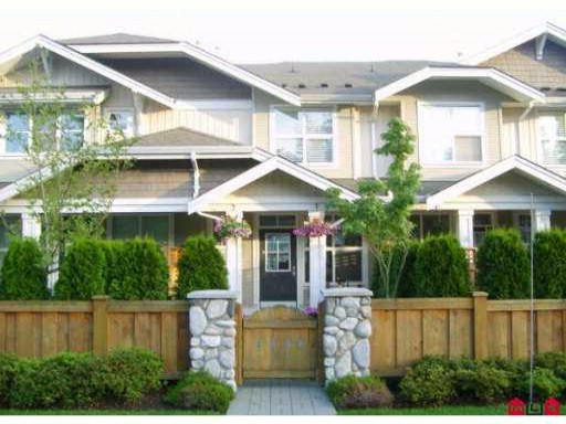 "Main Photo: # 97 20460 66TH AV in Langley: Willoughby Heights Condo for sale in ""WILLOW EDGE"" : MLS®# F1201063"