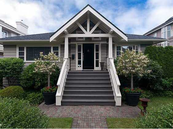 Main Photo: 2355 W 22ND Avenue in Vancouver: Arbutus House for sale (Vancouver West)  : MLS® # V1048084