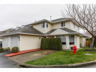 "Main Photo: 78 21928 48TH Avenue in Langley: Murrayville Townhouse for sale in ""MURRAYVILLE GLEN"" : MLS(r) # F1408613"