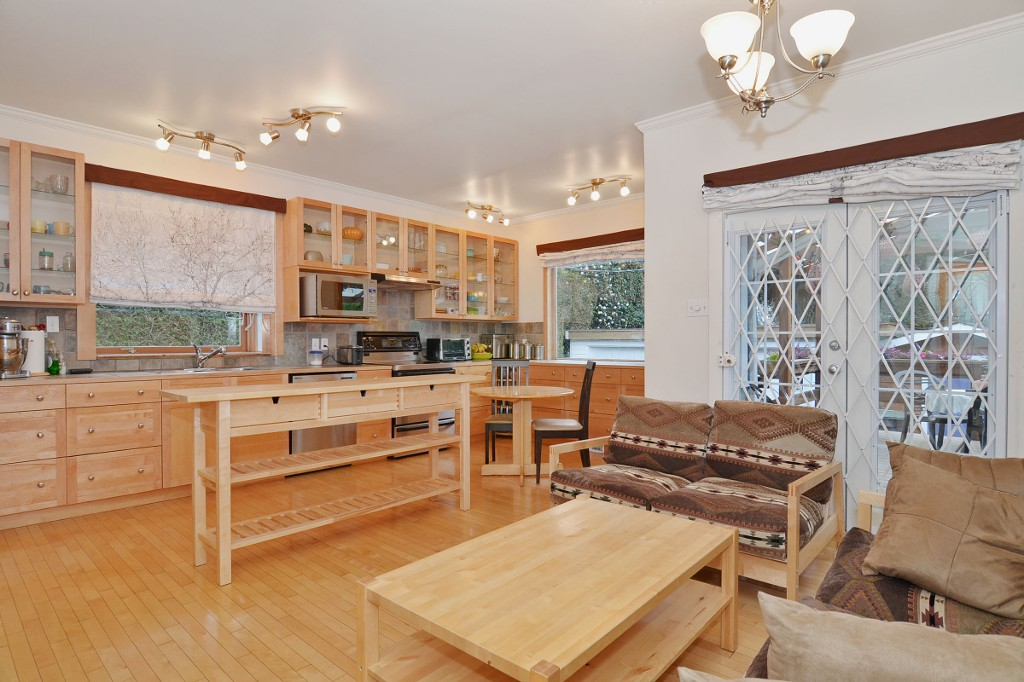 Photo 4: 5788 ANGUS Drive in Vancouver: South Granville House for sale (Vancouver West)  : MLS® # V1109645