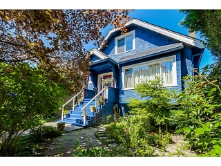 Main Photo: 2157 E 1ST Avenue in Vancouver: Grandview VE House for sale (Vancouver East)  : MLS® # V1137465