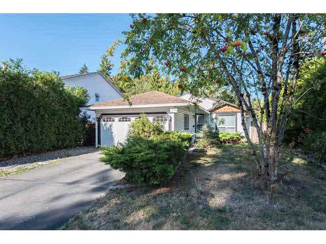 "Main Photo: 11995 238B Street in Maple Ridge: Cottonwood MR House for sale in ""Cottonwood"" : MLS® # V1140226"