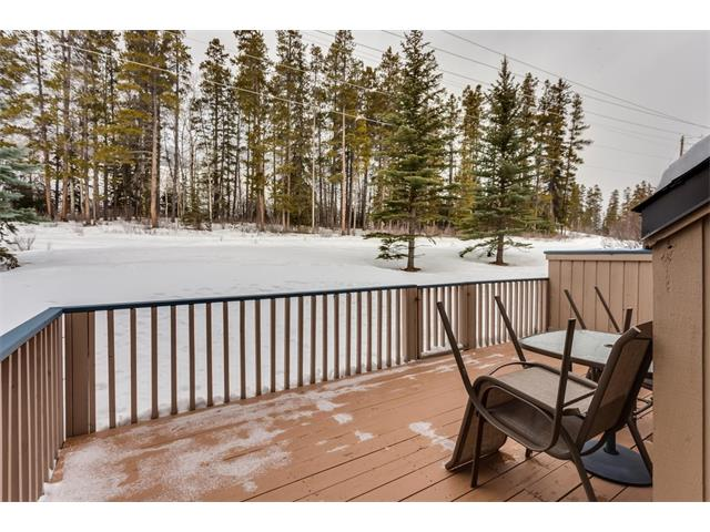 Photo 32: 16 1065 Evergreen Circle: Canmore House for sale : MLS® # C4041967