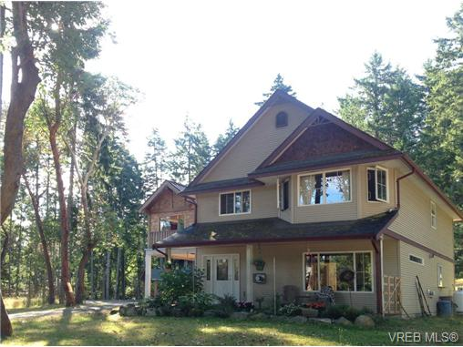 Main Photo: 169 juniper Place in SALT SPRING ISLAND: GI Salt Spring Single Family Detached for sale (Gulf Islands)  : MLS® # 358790