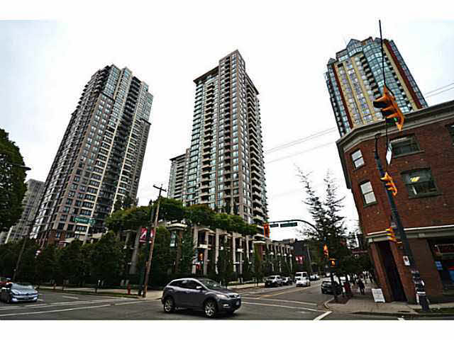 Main Photo: 1610 928 HOMER STREET in : Yaletown Condo for sale : MLS® # V1031291