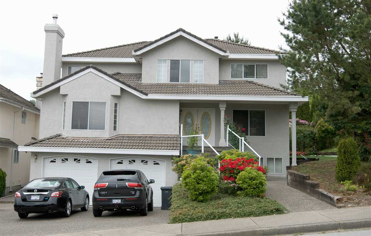 Main Photo: 1388 PURCELL Drive in Coquitlam: Westwood Plateau House for sale : MLS® # R2071564