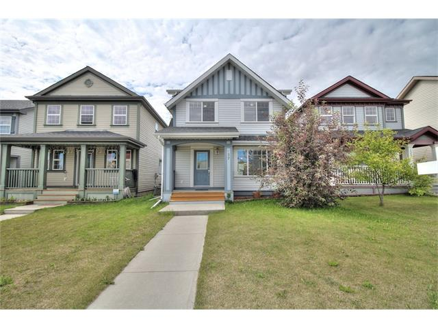 Main Photo: 127 EVERMEADOW Avenue SW in Calgary: Evergreen House for sale : MLS® # C4069802