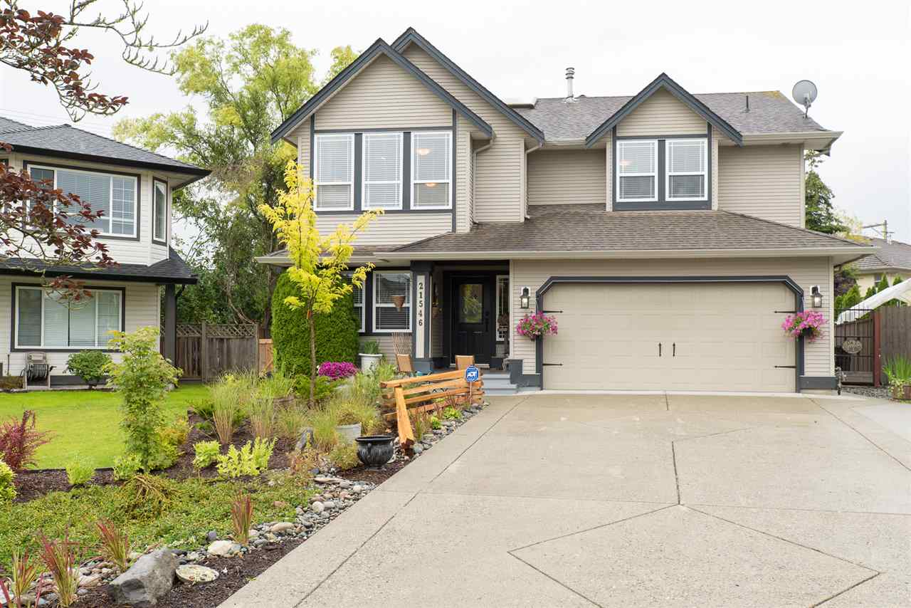 "Main Photo: 21546 50A Avenue in Langley: Murrayville House for sale in ""Murrayville"" : MLS®# R2087207"