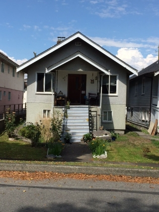 Main Photo: 931 W 18TH Avenue in Vancouver: Cambie House for sale (Vancouver West)  : MLS(r) # R2096267