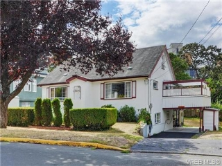 Main Photo: 833 Wollaston Street in VICTORIA: Es Old Esquimalt Single Family Detached for sale (Esquimalt)  : MLS® # 368649