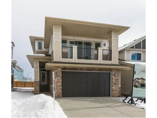 Main Photo: 117 CRANBROOK Crescent SE in Calgary: Cranston House for sale : MLS(r) # C4082675