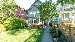 "Main Photo: 3430 W 7TH Avenue in Vancouver: Kitsilano House 1/2 Duplex for sale in ""Kitsilano"" (Vancouver West)  : MLS(r) # R2117840"