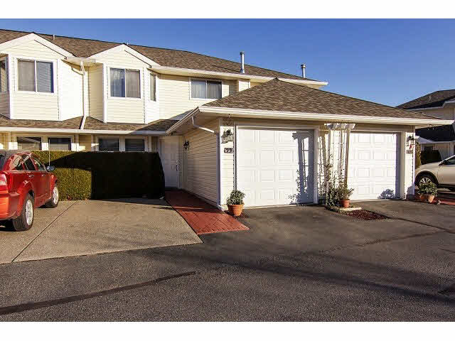 Main Photo: 99 21928 48TH AVENUE in : Murrayville Townhouse for sale : MLS® # F1402545