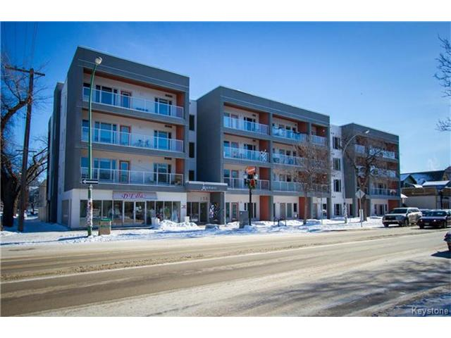 Photo 1: 155 Sherbrook Street in Winnipeg: West Broadway Condominium for sale (5A)  : MLS® # 1702849