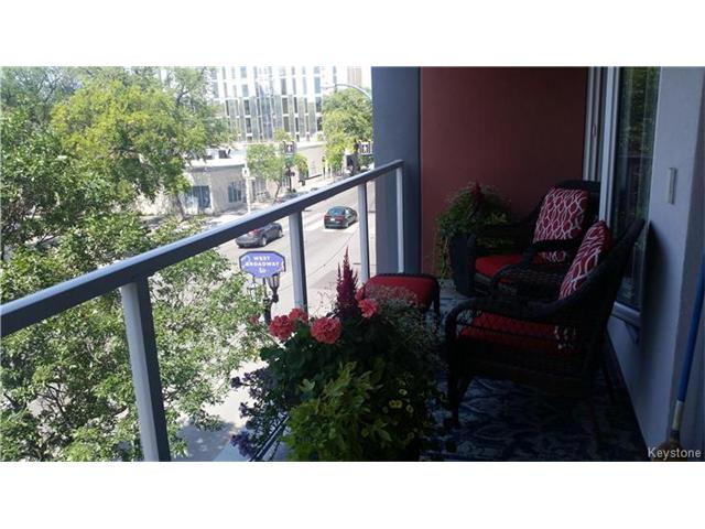 Photo 15: 155 Sherbrook Street in Winnipeg: West Broadway Condominium for sale (5A)  : MLS® # 1702849
