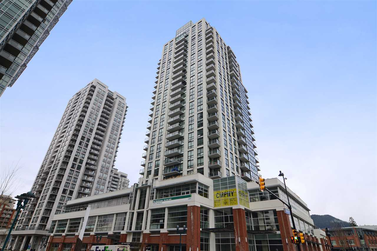 "Main Photo: 3002 3007 GLEN Drive in Coquitlam: North Coquitlam Condo for sale in ""EVERGREEN"" : MLS®# R2144093"