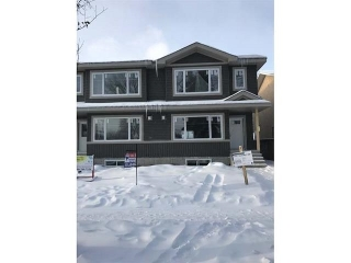 Main Photo: 11112 122 Street in Edmonton: Zone 07 House Half Duplex for sale : MLS(r) # E4054015