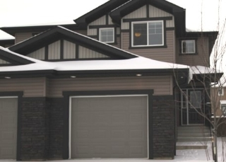 Main Photo: 625 40 Avenue in Edmonton: Zone 30 House Half Duplex for sale : MLS(r) # E4054507
