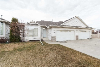 Main Photo: 28 1659 JAMHA Road in Edmonton: Zone 29 House Half Duplex for sale : MLS(r) # E4058491