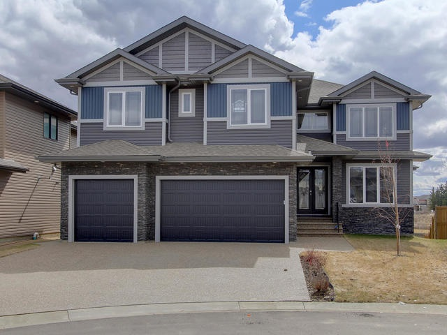 Main Photo: 1247 ADAMSON Drive in Edmonton: Zone 55 House for sale : MLS(r) # E4063767