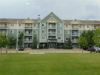 Main Photo: 335 50 Woodsmere Close: Fort Saskatchewan Condo for sale : MLS(r) # E4066939