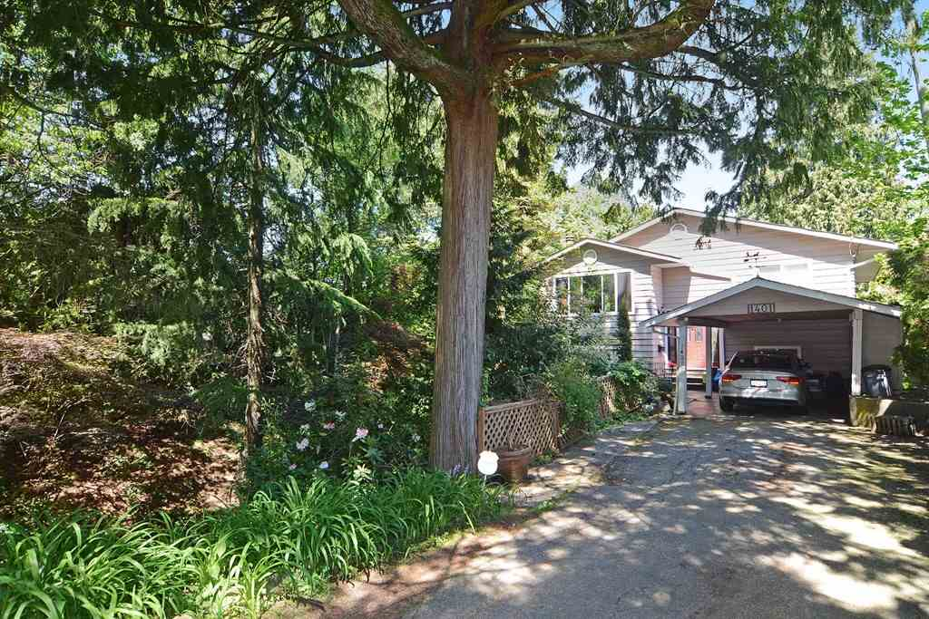Main Photo: 1401 WINSLOW Avenue in Coquitlam: Central Coquitlam House for sale : MLS® # R2178308