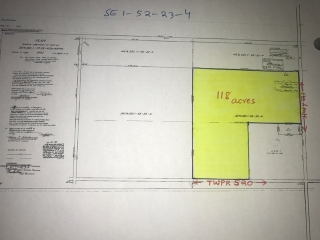Main Photo: HWY 21 TWP 520: Rural Strathcona County Rural Land/Vacant Lot for sale : MLS(r) # E4071317