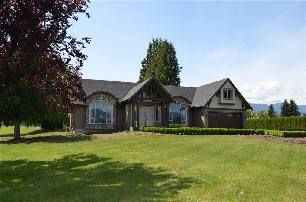Main Photo: 11225 JESPERSON Road in Chilliwack: East Chilliwack House for sale : MLS(r) # R2186941