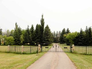 Main Photo: 27510 Highway #37: Rural Sturgeon County House for sale : MLS®# E4074664