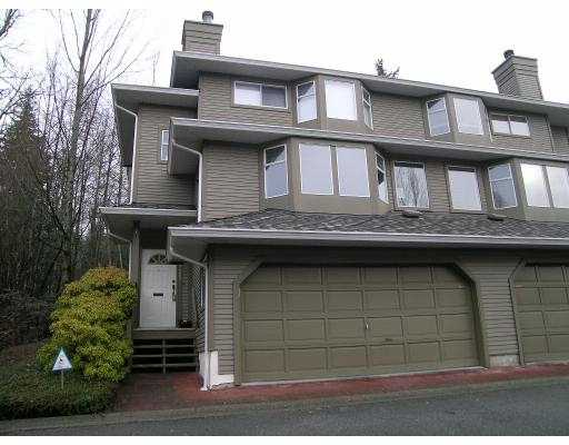Main Photo: 8881 LARKFIELD Drive in Burnaby: Forest Hills BN Townhouse for sale (Burnaby North)  : MLS(r) # V628968