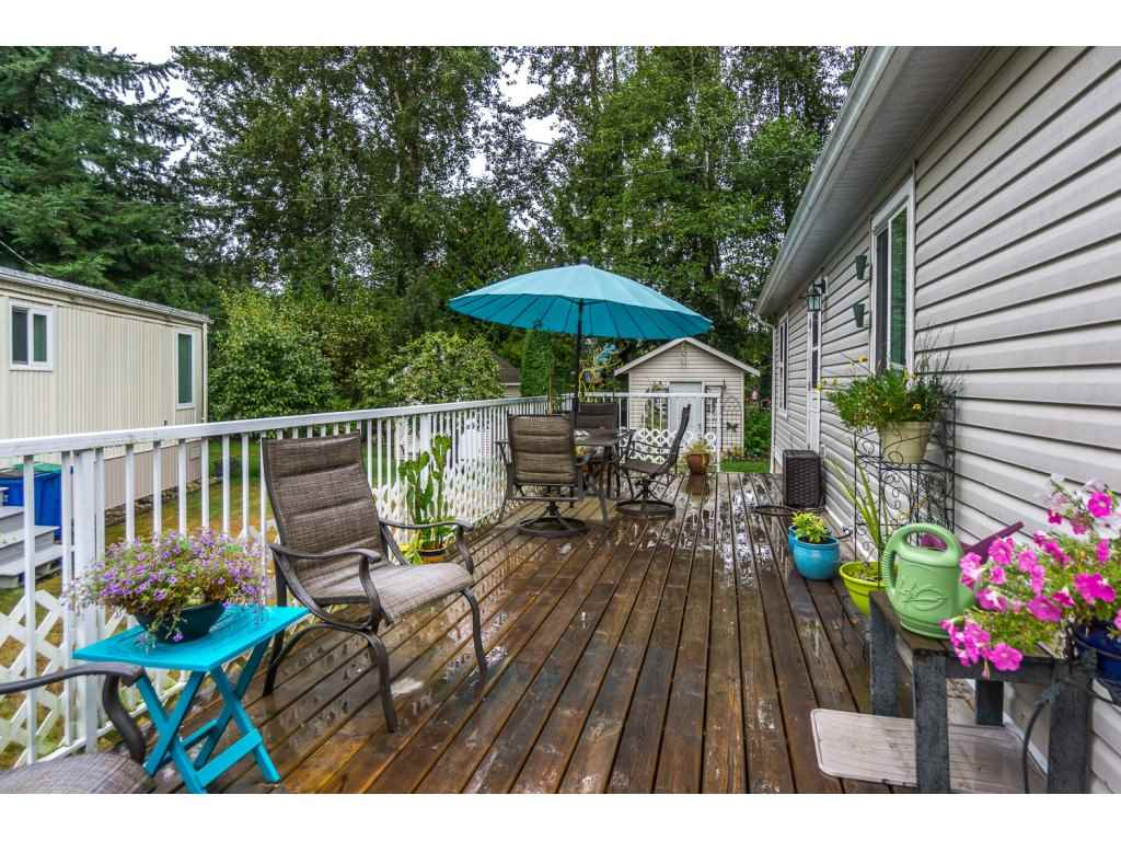 Photo 2: 67 31313 N LIVINGSTONE Avenue in Abbotsford: Abbotsford West Manufactured Home for sale : MLS® # R2199999