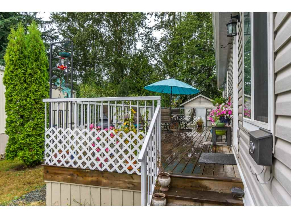 Photo 15: 67 31313 N LIVINGSTONE Avenue in Abbotsford: Abbotsford West Manufactured Home for sale : MLS® # R2199999