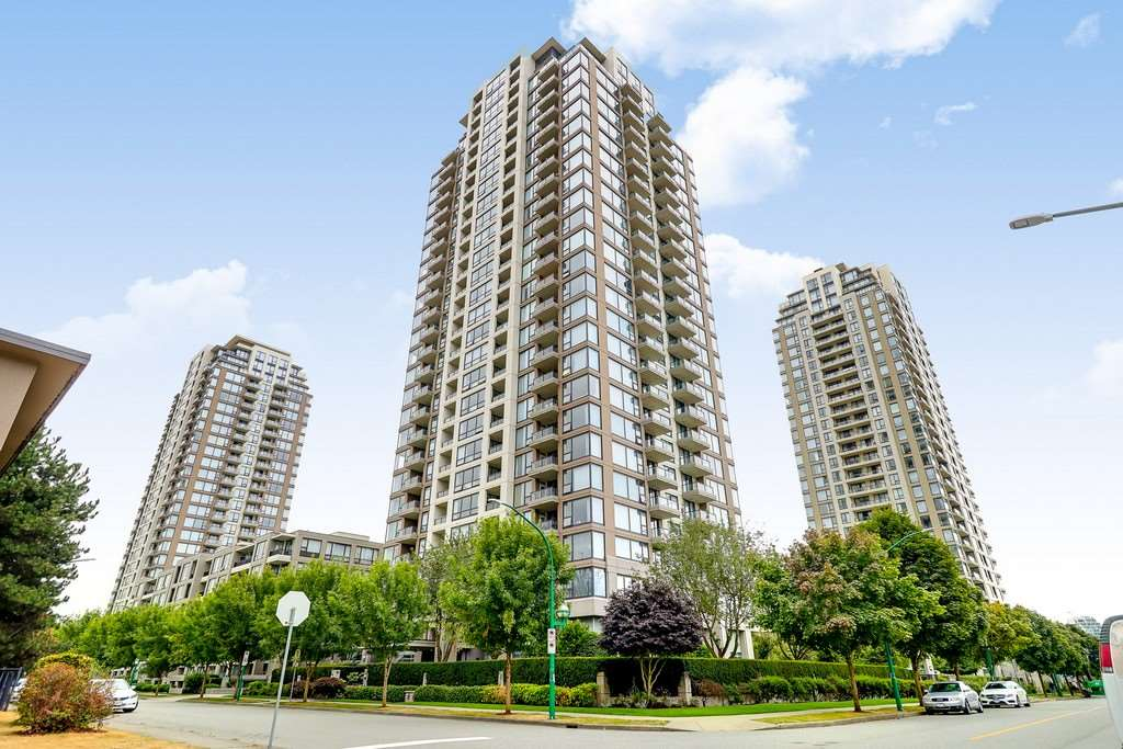 "Main Photo: 605 7108 COLLIER Street in Burnaby: Highgate Condo for sale in ""ARCADIA WEST"" (Burnaby South)  : MLS® # R2204751"