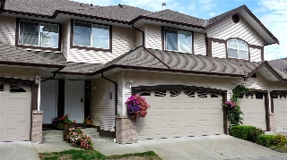 "Main Photo: 46 15959 82 Avenue in Surrey: Fleetwood Tynehead Townhouse for sale in ""CHERRY TREE LANE"" : MLS® # R2204635"